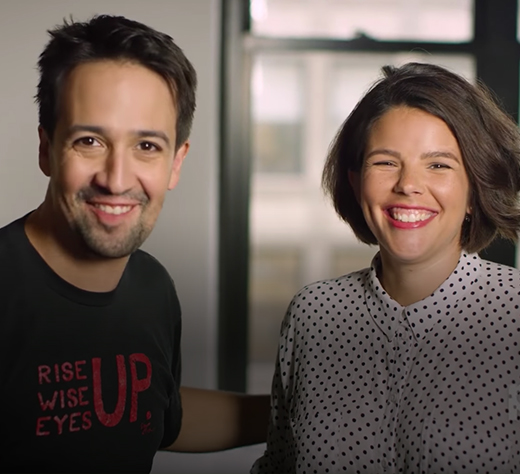 Image of Win a Trip to the London Opening Night of 'Hamilton' with Lin-Manuel Miranda