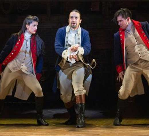 Image of Lin-Manuel Miranda to Return to 'Hamilton' Role in Puerto Rico
