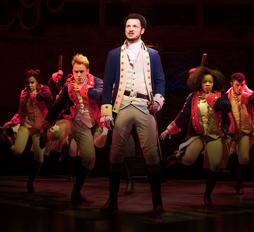 Image of The Surprising Timeliness of 'Hamilton' in London