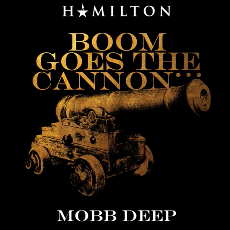 "Image of June Hamildrop – ""Boom Goes The Cannon"""