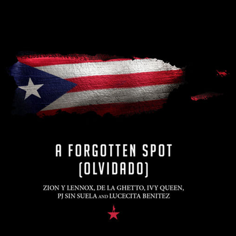 "Image of September Hamildrop – ""A Forgotten Spot (Olvidado)"""