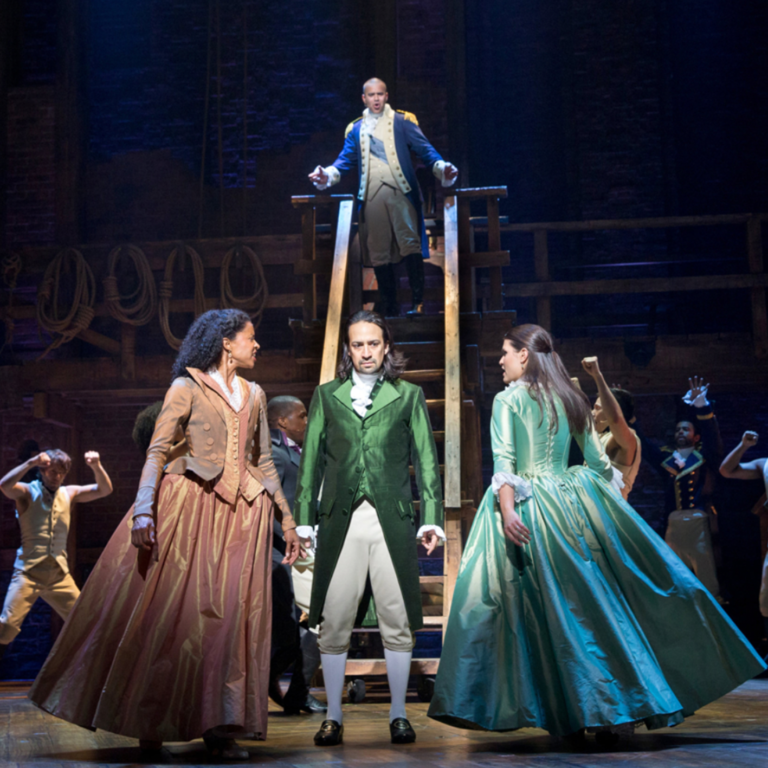 Image of The Costume Design of HAMILTON