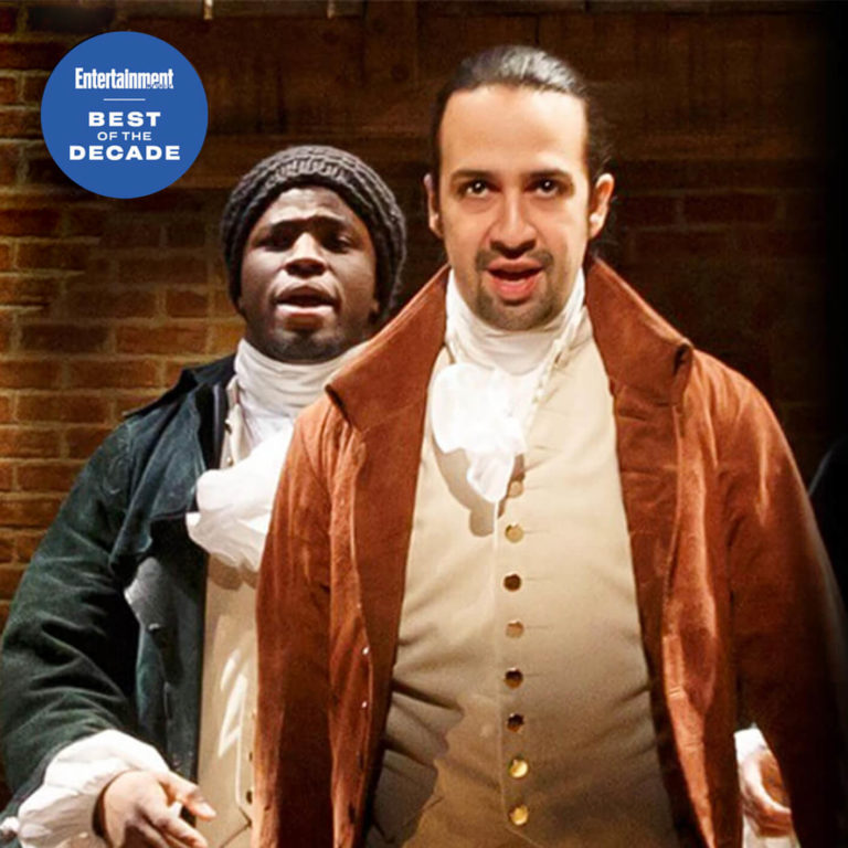 Image of Best of the Decade: Lin-Manuel Miranda on making history with <em>Hamilton</em>