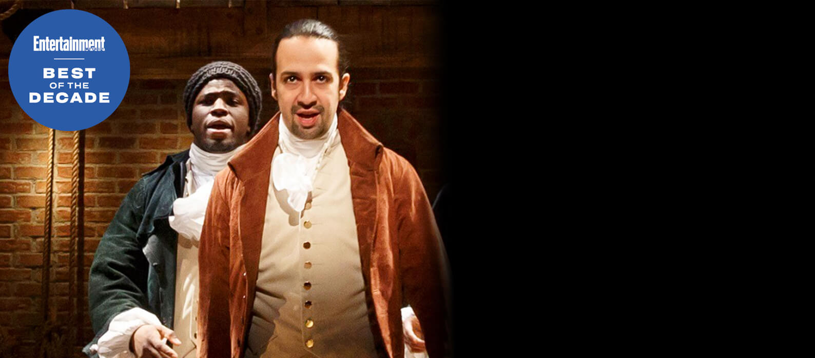Thumbnail for news story Best of the Decade: Lin-Manuel Miranda on making history with <em>Hamilton</em>