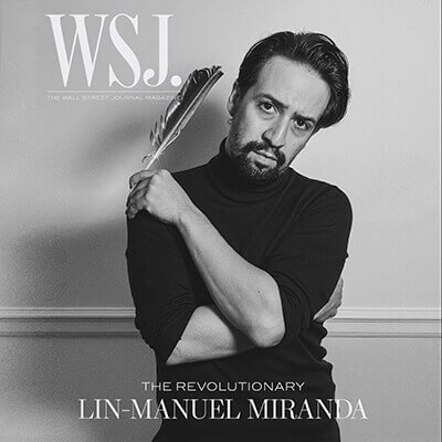 Image of Lin-Manuel Miranda's Most Revolutionary Role Yet