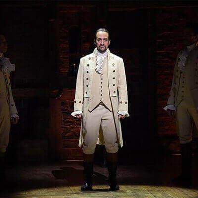 Image of HAMILTON's award-winning costume designer reveals his inspiration and what the musical's wardrobe could have looked like